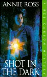 Cover of: Shot in the Dark (A Bel Carson Mystery)