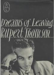 Cover of: Dreams of Leaving (Bloomsbury Modern Library)