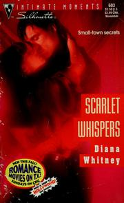 Cover of: Scarlet Whispers