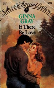 Cover of: If There Be Love