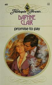 Cover of: Promise to Pay