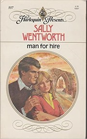Cover of: Man for hire