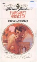 Cover of: Substitute bride