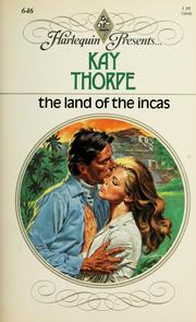 Cover of: The Land Of The Incas