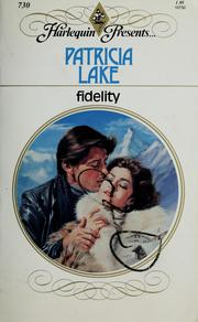Cover of: Fidelity