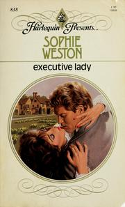 Cover of: Executive lady