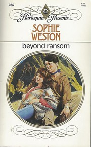 Cover of: Beyond ransom