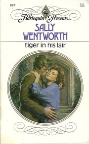 Cover of: Tiger in his lair