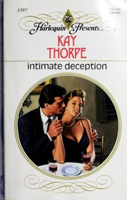 Cover of: Intimate Deception