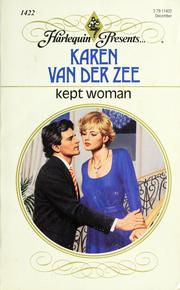 Cover of: Kept woman