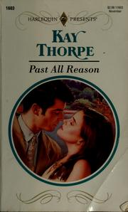 Cover of: Past All Reason
