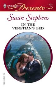 Cover of: In The Venetian's Bed