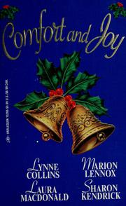 Cover of: Comfort and joy