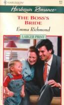 Cover of: Boss's Bride (Marrying The Boss) - Larger Print (Harlequin Romance 455)
