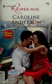 Cover of: His pregnant housekeeper