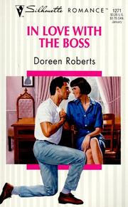 Cover of: In Love With The Boss (Harlequin Silhouette Romance, No 1271)