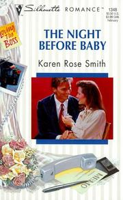 Cover of: The Night Before Baby