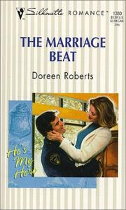 Cover of: Marriage Beat (He'S My Hero) (Silhouette Romance, 1380)