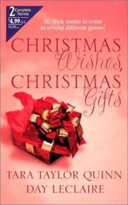 Cover of: Christmas Wishes, Christmas Gifts (By Request 2's): The Heart of Christmas/ Her Secret Santa