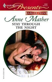 Anne Mather | Open Library