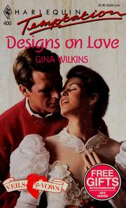 Cover of: Designs on love