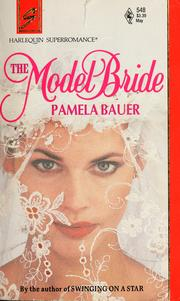 Cover of: The Model Bride