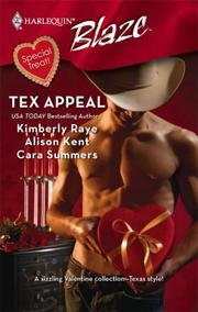 Cover of: Tex Appeal: Real Good Man\Unbroken\I Can Still Feel You... (Harlequin Blaze)