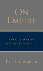 Cover of: On empire: America, war, and global supremacy