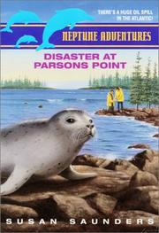 Cover of: Neptune Adventures #2: Disaster at Parson's Point (Neptune Adventures)