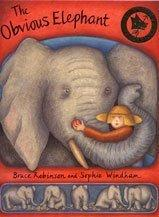 Cover of: The Obvious Elephant (Book & Tape)
