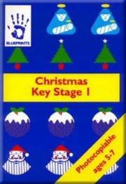 Cover of: Christmas (Blueprints)