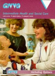 Cover of: Intermediate Health and Social Care