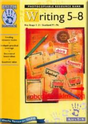 Cover of: Writing (Blueprints)