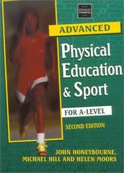 Cover of: Advanced Physical Education & Sport for A-Level