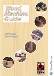 Cover of: Wood Machine Guide