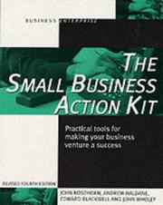 Cover of: Small Business Action Kit (Business Action Guides)