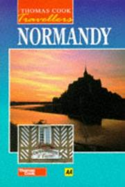 Cover of: Normandy (Thomas Cook Travellers)