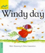Cover of: Windy Day (Early Worms)