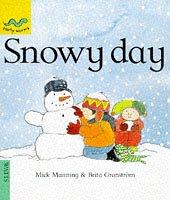 Cover of: Snowy Day (Early Worms)