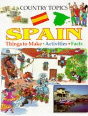 Cover of: Spain (Country Topics)