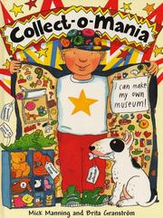 Cover of: Collect-o-mania (Collect-O-Mania)