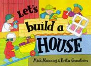 Cover of: Let's Build a House (Wonderwise)