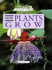 Cover of: How Plants Grow (Living World)