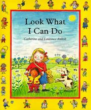 Cover of: Look What I Can Do! (Picture Mammoth)