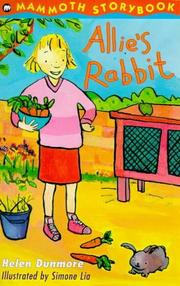 Cover of: Allie's Rabbit