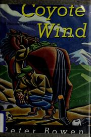 Cover of: Coyote Wind