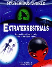 Cover of: The Extraterrestrial (Mysterious World)