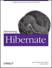 Cover of: Harnessing Hibernate