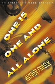 Cover of: One is one and all alone