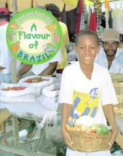 Cover of: Flavour of Brazil (Food & Festivals)